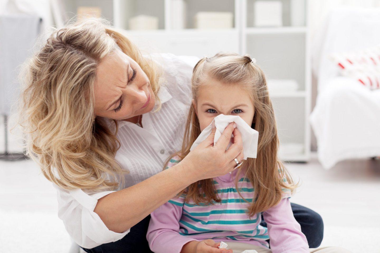 Infektionsschutz in Kindertagesstätten