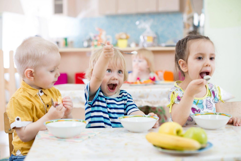 Lebensmittelhygiene in der Kita