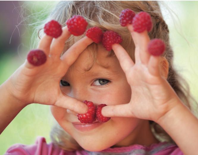 Fingerfood für Kita-Kinder