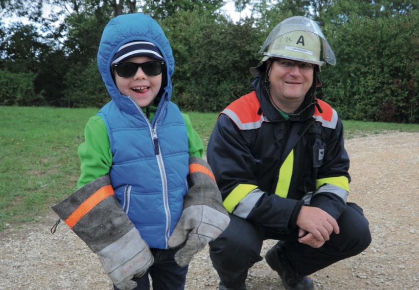 Feuer und Flamme – Brandschutzerziehung (3)