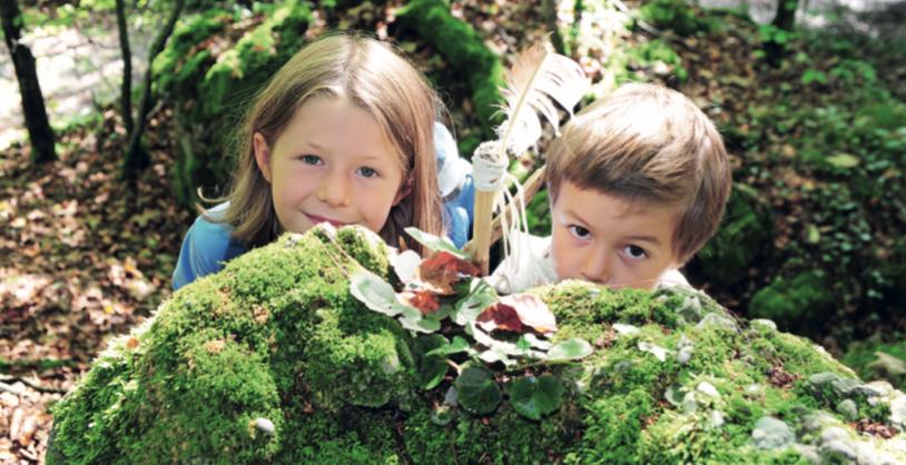 Waldpädagogische Aktionen (Teil II)